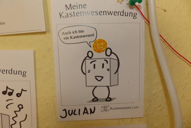 Kastenwesen-Julian