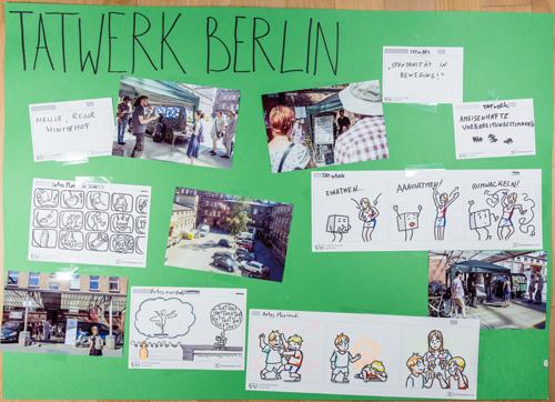 Tatwerk Berlin